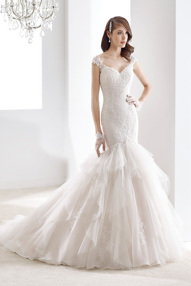 Jolies 2016 Wedding Dress