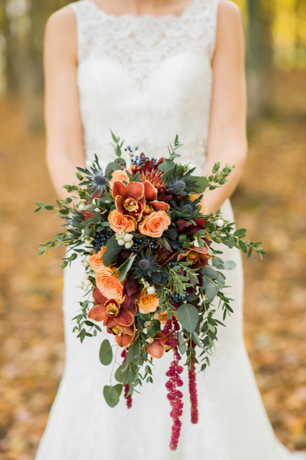 fall wedding bouquets pumpkins and rustic glam wedding inspiration the 4020