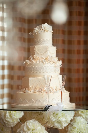 Wedding Cake - Occasio Productions #BTMVendor