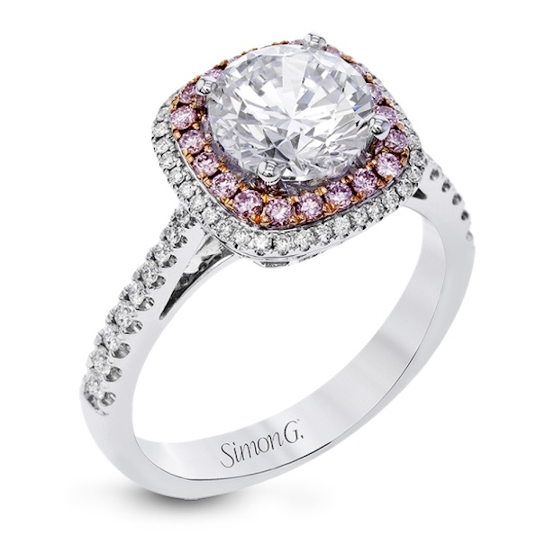 MR2827-Simon-G.-white-and-rose-gold-white-and-pink-diamond-vintage-engagement-ring-600x600
