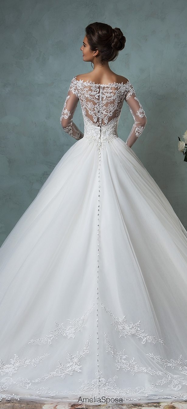 Amelia Sposa 2016 Wedding Dresses – Part 2