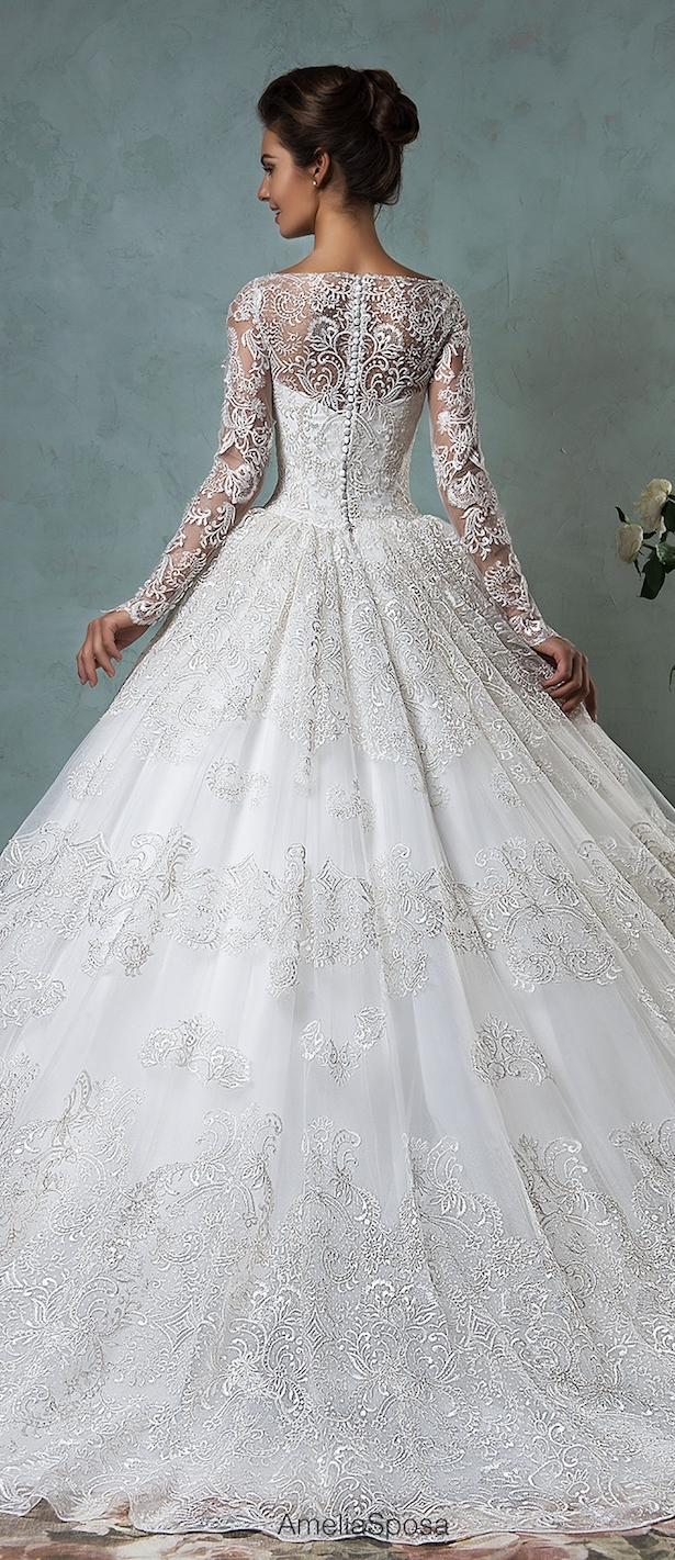Amelia Sposa 2016 Wedding Dress | Belle The Magazine