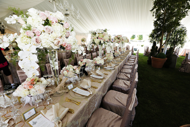 Blush and Champagne #Luxury Wedding -Keith Cephus Photography