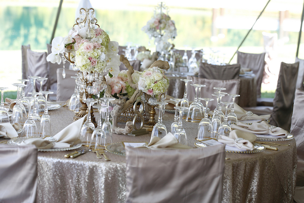 Blush and Champagne Luxury Wedding -Keith Cephus Photography