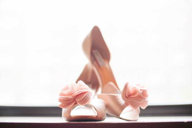 bride heels - CliffCphotography