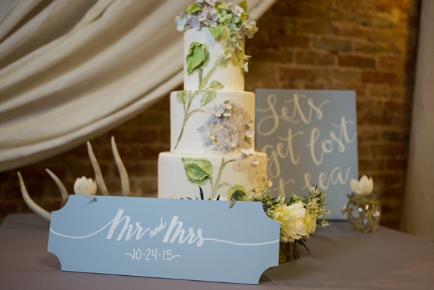 cake table - Shelly Taylor Photography