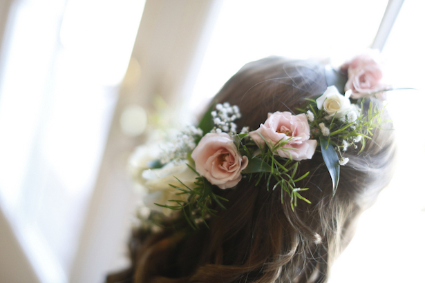 Flower Girl Crown - - Keith Cephus Photography