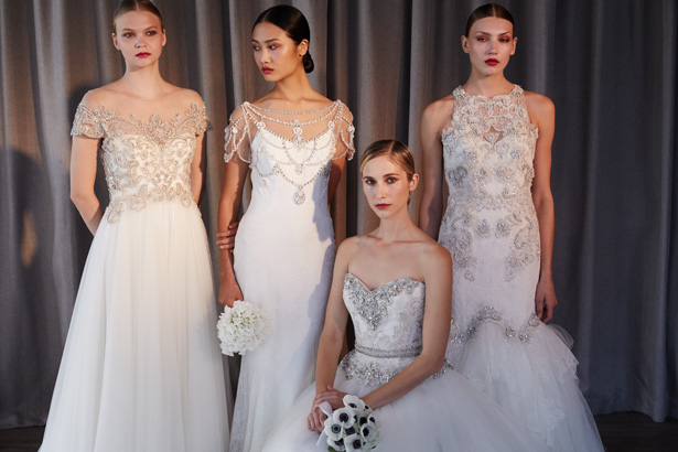 New York Bridal Week – Badgley Mischka