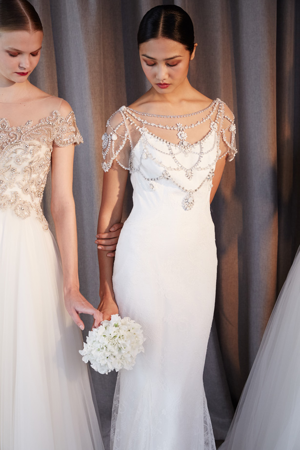 New York Bridal Week - Badgley Mischka
