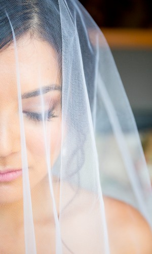 Bridal Makeup - Captured by Solie Designs