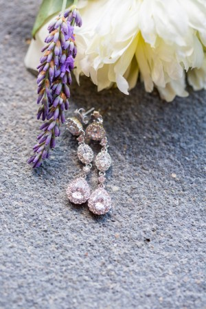 Wedding Earrings - Captured by Solie Designs