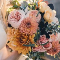 Wedding Bouquet - Katie Slater Photography