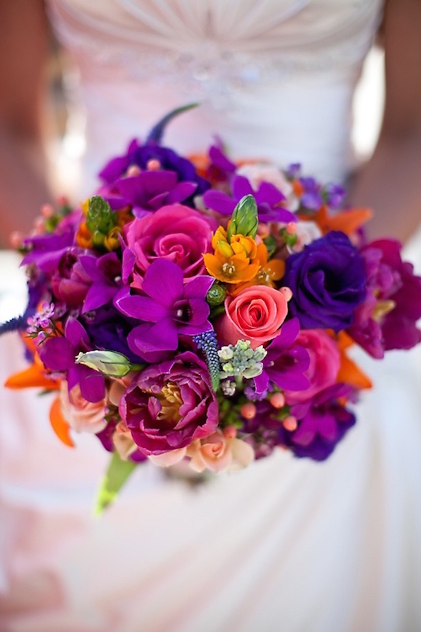 Wedding Bouquet - Featured Floral Design: Trellis Fine Florals