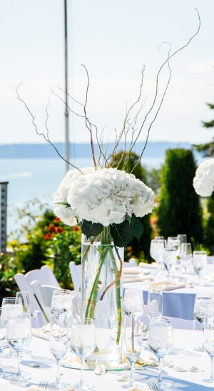Wedding Centerpiece - Captured by Solie Designs