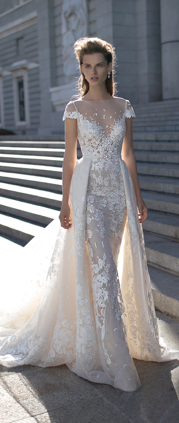 Berta Bridal Spring 2016 Collection Part 1 Belle The