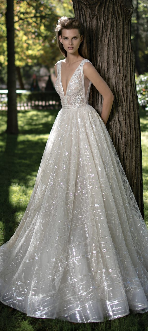 20 Ballgown Wedding Dresses That Will Leave You Speechless