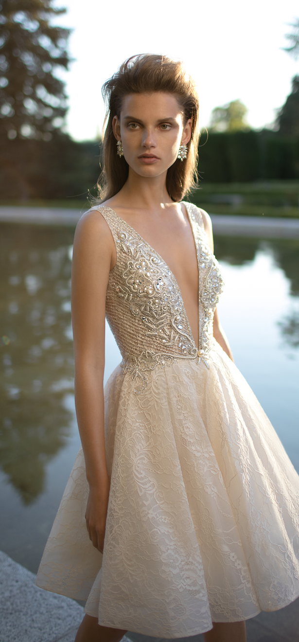 Berta bridal spring 2016 collection part 1 belle the for Bridal dress for civil wedding
