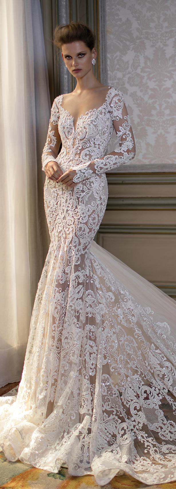 Berta bridal spring 2016 collection part 1 belle the for Where to buy berta wedding dresses