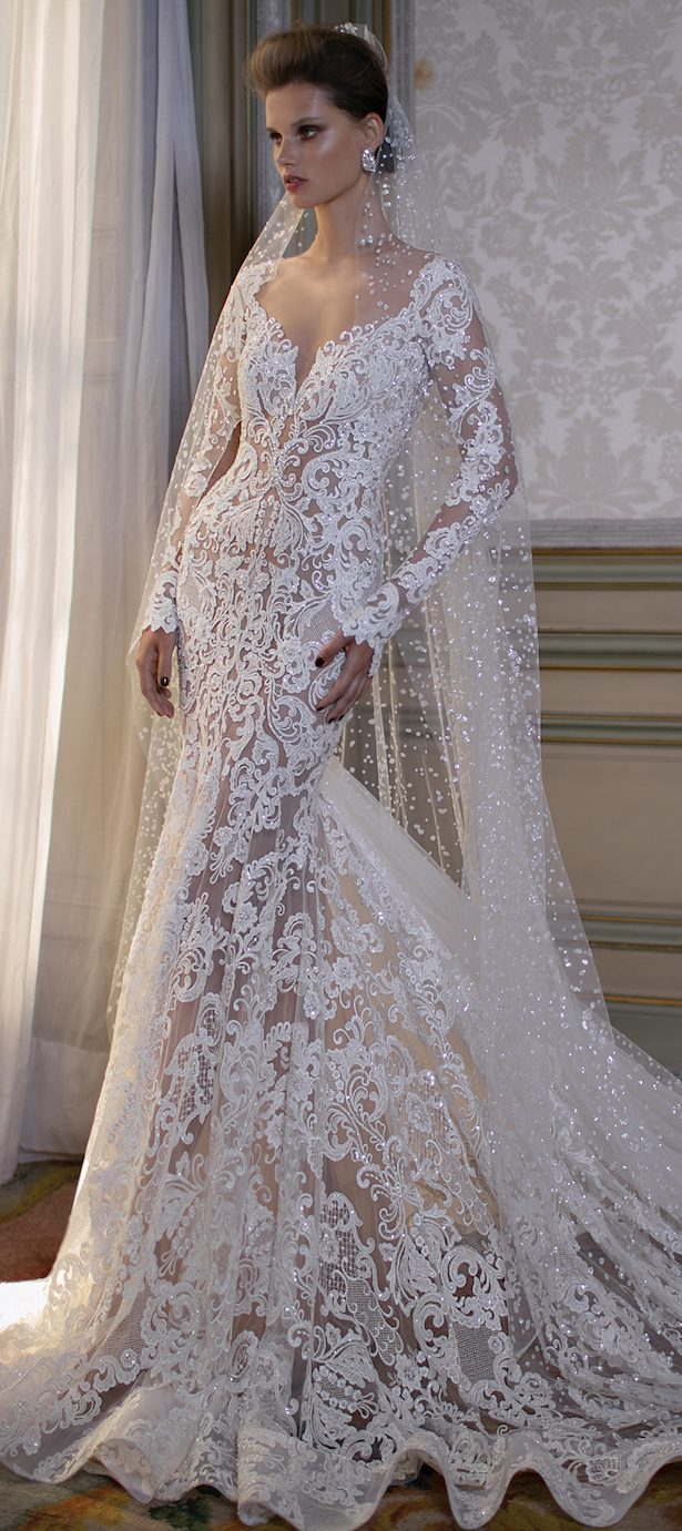 Berta Bridal Spring 2016 Collection – Part 1