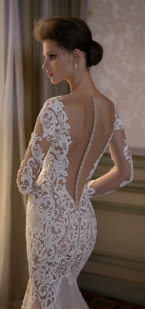 Berta Bridal Spring 2016 Collection – Part 1 - Belle The ...