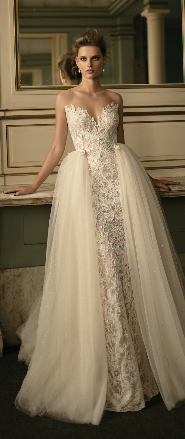 Wedding Dresses With Detachable Skirts 017 - Wedding Dresses With Detachable Skirts