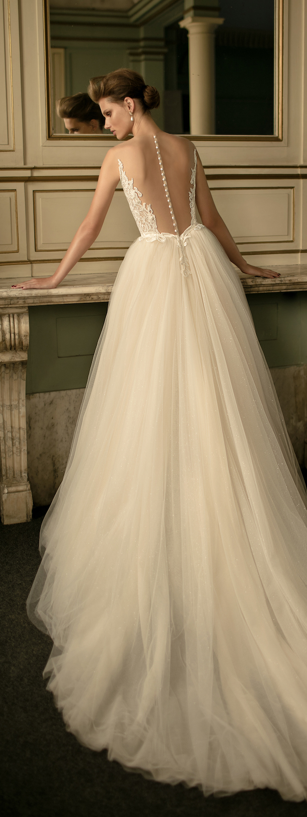 Berta Bridal Gowns : Wedding dress by berta spring bridal collection