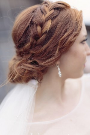 Wedding Hair - Frozen Exposure Photography and Cinematography
