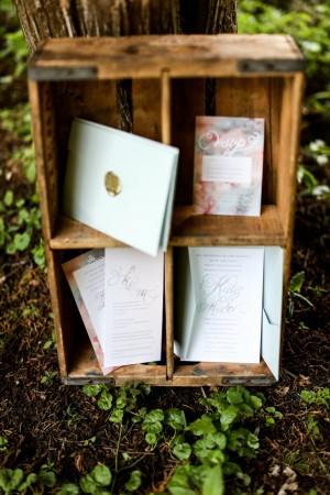 Wedding Invitations - Kate Wenzel Photography
