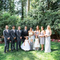 Bridal Party - Captured by Solie Designs