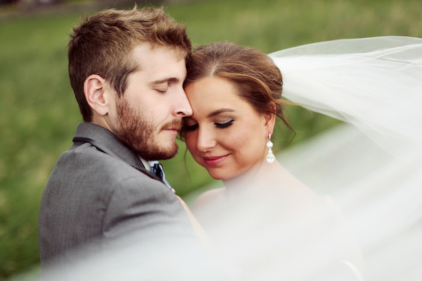 Romantic Wedding Picture - Kate Wenzel Photography