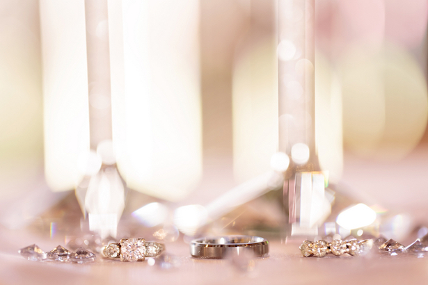 Wedding Rings - Frozen Exposure Photography and Cinematography