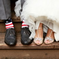 Wedding shoes - Kate Wenzel Photography