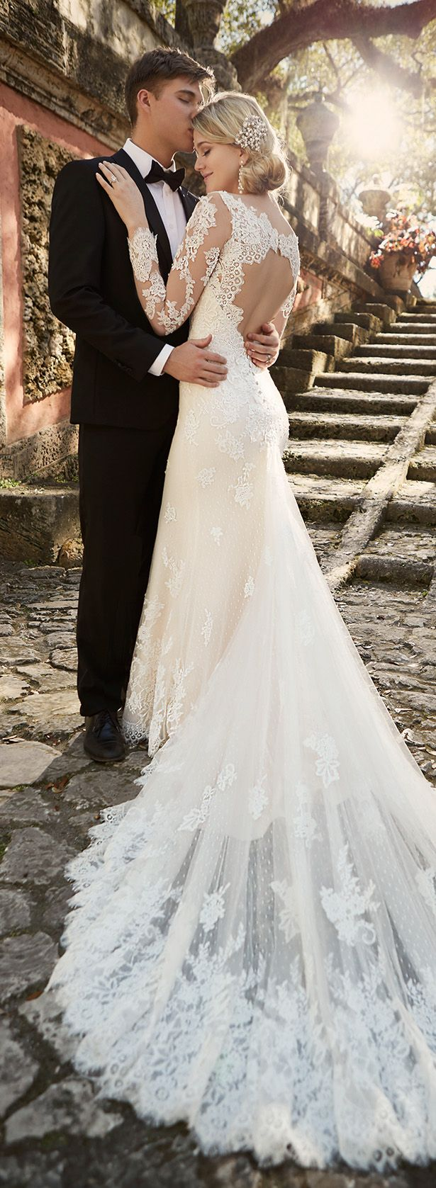 Stunning Winter Wedding Dresses : Stunning winter wedding dresses belle the magazine