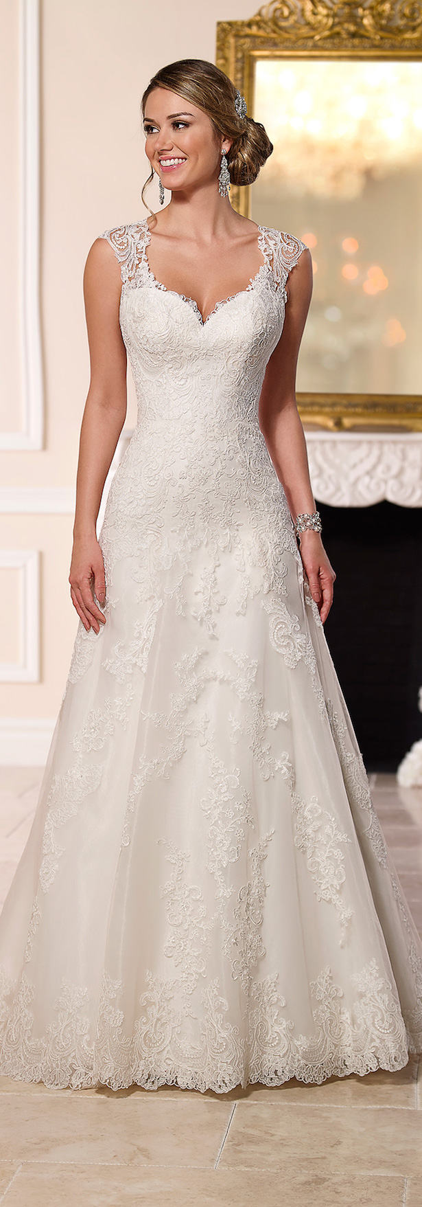 Stella York Spring 2016 Wedding Dress