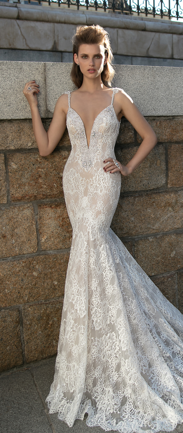 Berta Bridal Spring 2016 Collection Part 2 Belle The