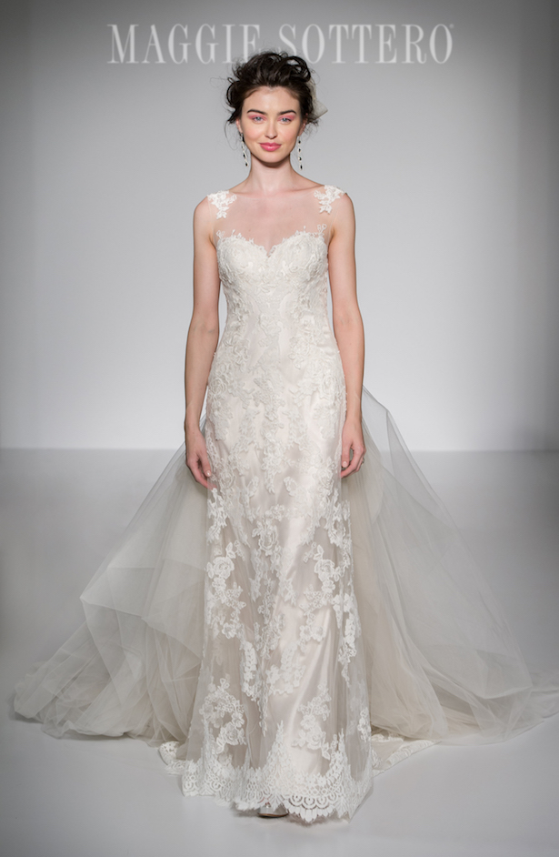 Maggie Sottero 2016 Wedding Dress