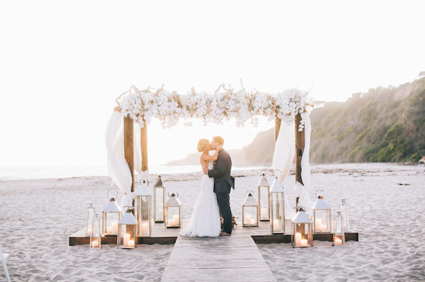Wedding Ceremony Ideas - Photo: Brandon Kidd