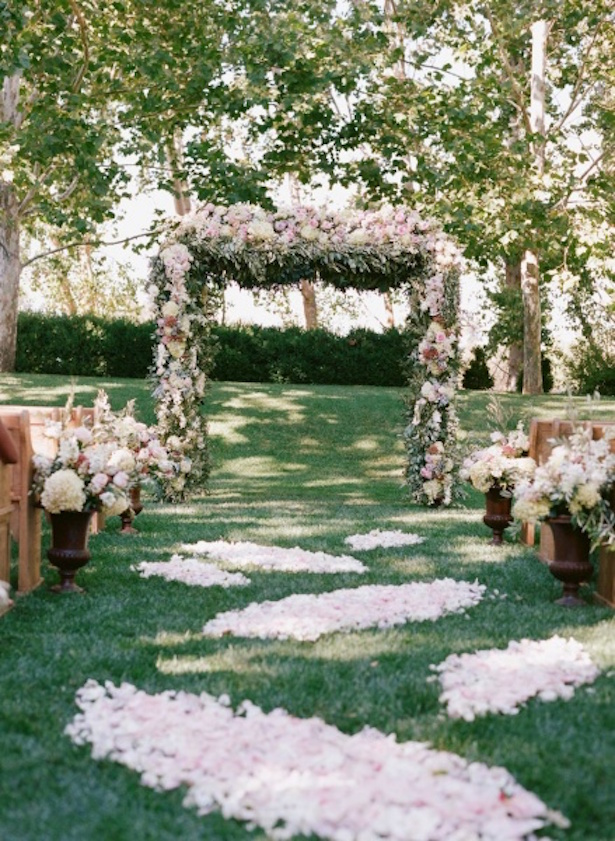 Wedding Ceremony Ideas - Photo by Carrie Patterson