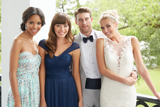 Allure Bridesmaids