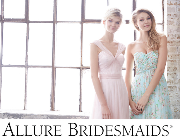 3 Looks your Besties Will Love with Allure Bridesmaids