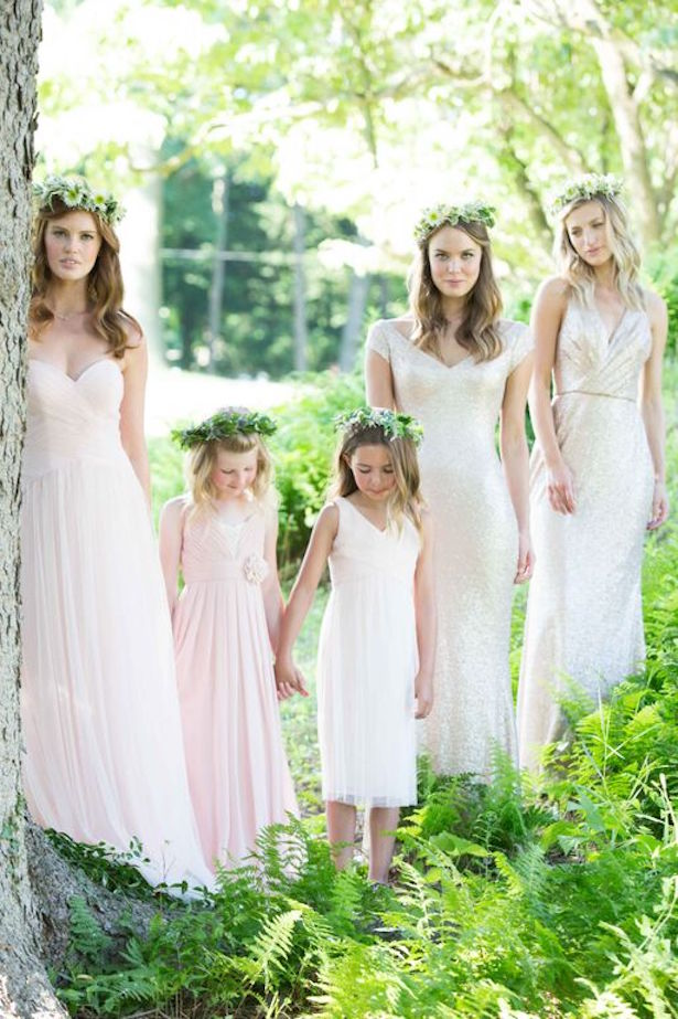 Wedding Dresses Bridesmaid Dresses