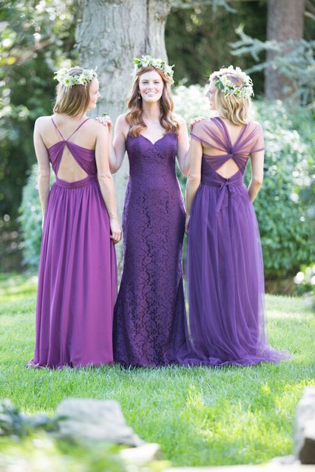 Trendy Bridesmaid Dresses By Bari Jay