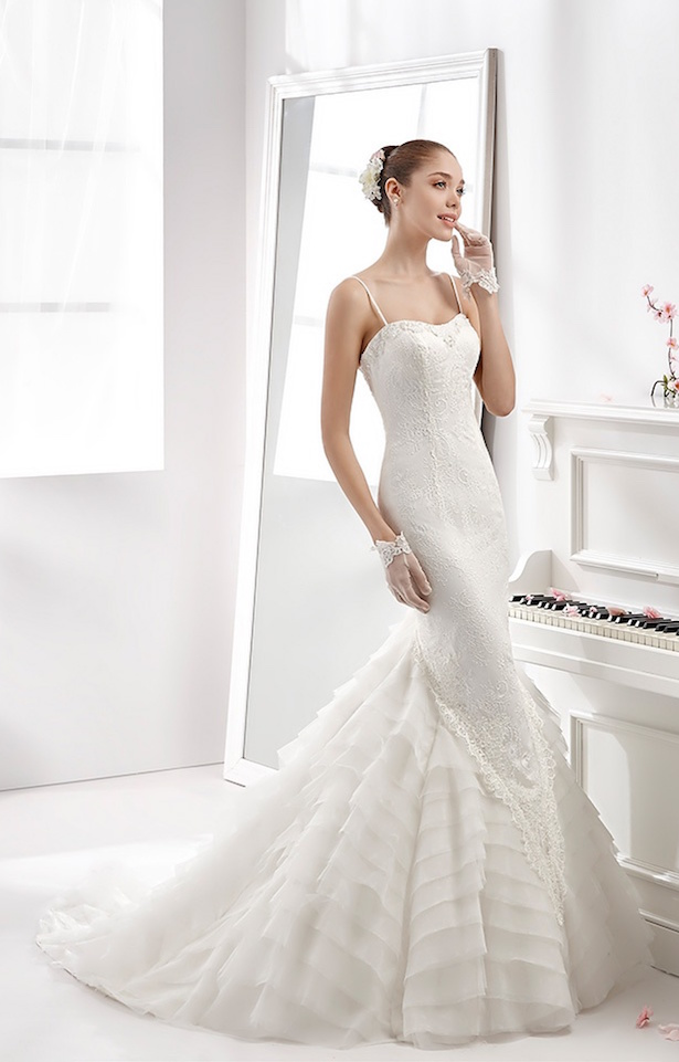 Aurora Bridal Collection 2016 by Nicole Spose