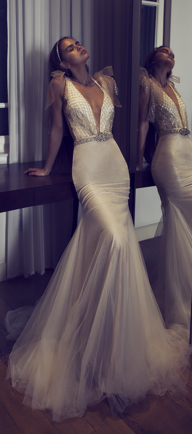 Zahavit Tshuba 2016 Bridal Collection