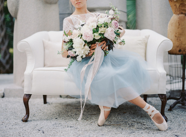 Prima Ballerina Wedding Inspiration