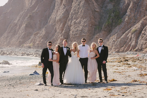 Beach wedding party picture ideas - Vitaly M Photography