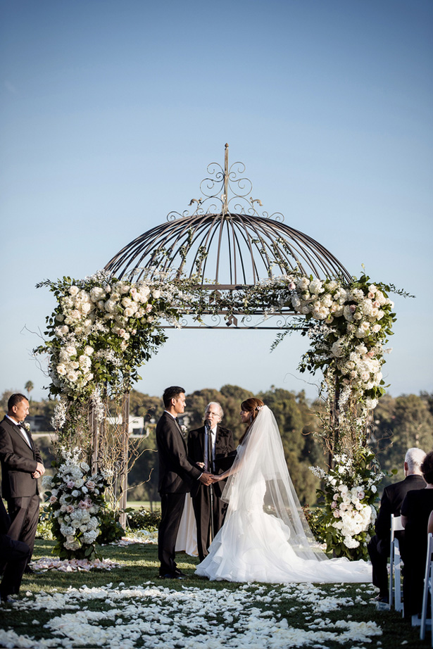 Upscale Country Club Wedding