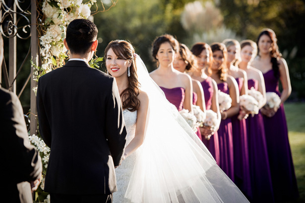 Beautiful wedding ceremony - William Innes Photography