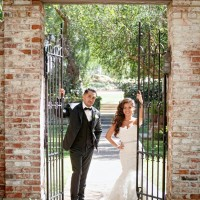 Beautiful wedding photo - William Innes Photography