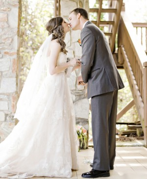 Elegant Spring Wedding -Andie Freeman Photography
